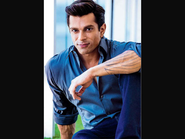 Karan Singh Grover To Auction His Artwork For A Cause