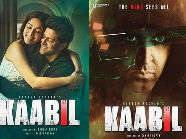 Kaabil Celebrity Review! Bollywood Feels It's Hrithik Roshan Best Work; Gets A Thumbs Up!