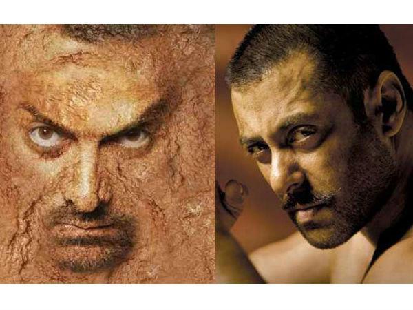 Aamir Khan's Dangal Is Better Than Salman Khan's Sultan ... Ali Zafar And Aamir Khan