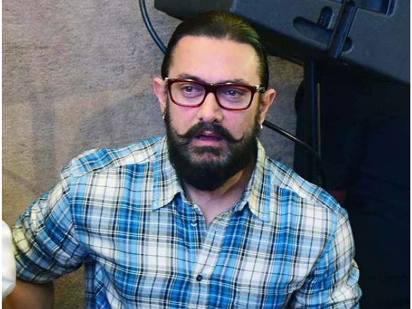 Aamir Khan Secludes Himself On A Private Island For Thugs Of Hindostan?