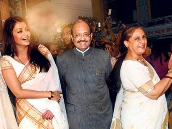 Not Responsible For Problem Between Aishwarya Rai & Jaya Bachchan: Amar Singh's Shocking Statement!