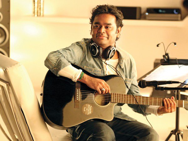 This Is How A.R Rahman Felt While Remixing 'Hamma Hamma' For OK Jaanu!