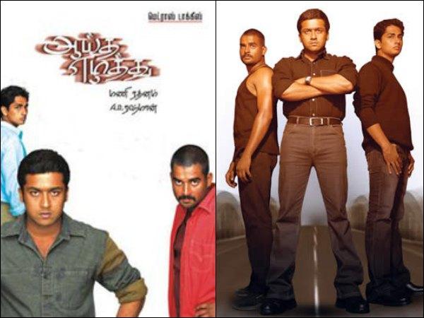 Mollywood Retake What If Mani Ratnams Ayutha Ezhuthu Is Remade In Malayalam
