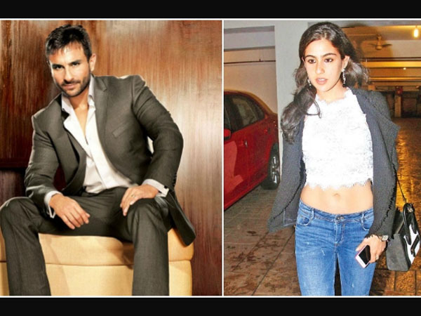 Interesting! Saif Ali Khan Reveals The Moment When Sara Ali Khan Decided To Become A B'Wood Actress