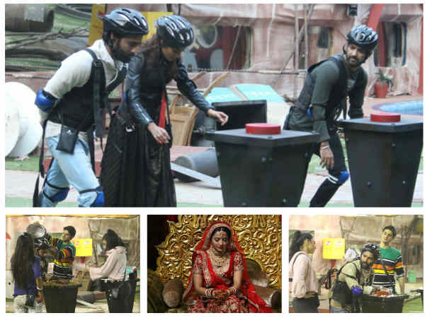 Bigg Boss 10: Good News For Rohan Mehra Fans; Monalisa Is Back; Find Out Who Won Warehouse Task!
