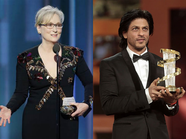 Can Bollywood Do A Meryl Streep At Award Functions? Can B-town Openly Insult Leaders?