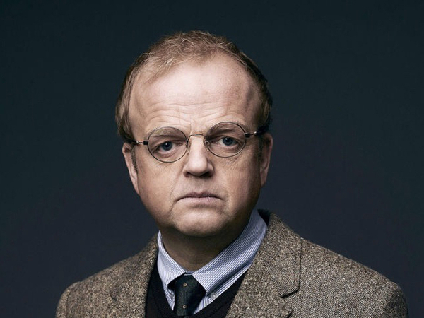 Toby Jones Was Nervous To Join Sherlock
