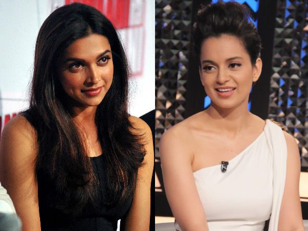 Not Deepika Padukone, But Kangana Ranaut To Debut Alongside Shahid Kapoor's Brother Ishaan?