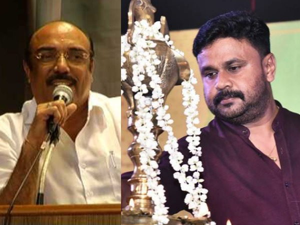 Dileep Threatened Exhibitors Federation Members: Liberty Basheer