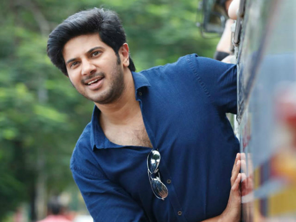 My Father Stays Aways From My Professional Life: Dulquer Salmaan