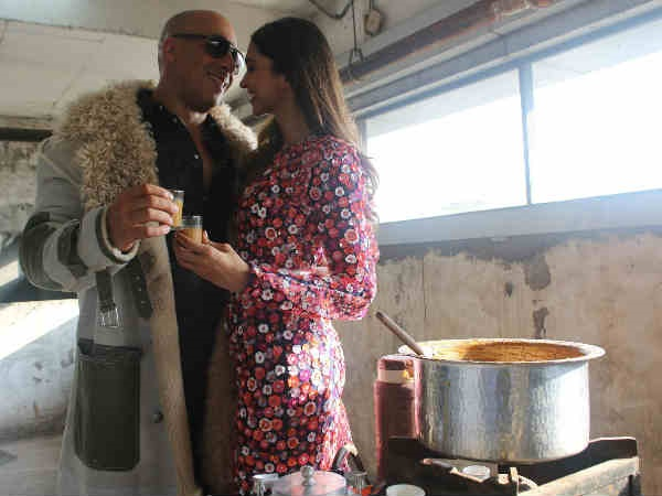 Sorry Ranveer Singh! Deepika Padukone Goes On A 'Chai' Date With Vin Diesel Instead