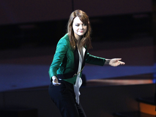 Emma Stone Says She Would Love To Do Theatre Again