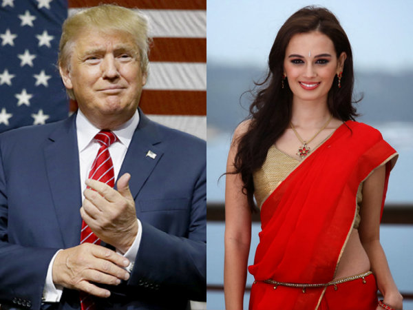 Want World Peace? Evelyn Sharma Has A Solution!