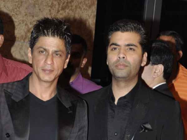 SHOCKING! When An Underworld Don Threatened Karan Johar & Shahrukh Khan Almost Took A Bullet For Him