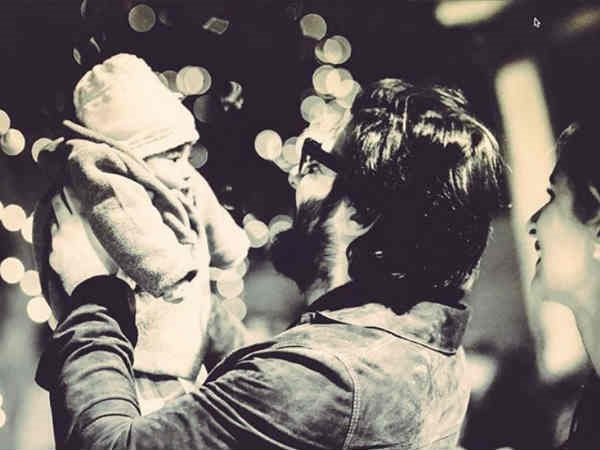 HEART-WARMING! Daddy Fawad Khan Shares A Cute Moment With His Little Daughter Elayna; See Pic