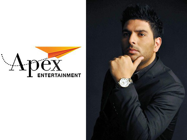 Hollywood Film On Yuvraj Singh In The Making