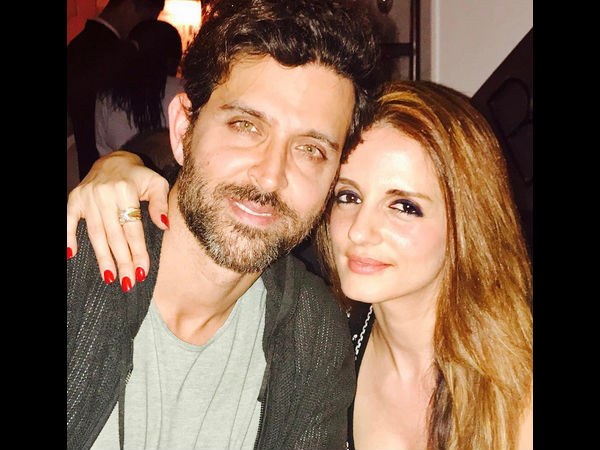 Amidst All Chaos, Hrithik Roshan Finds Peace In His Relationship With Ex-wife Sussanne Khan!