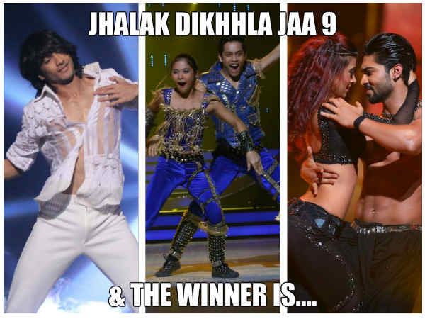 Jhalak Dikhhla Jaa 9 Grand Finale: Shantanu, Salman & Teriya – Find Out Who Is The Winner…