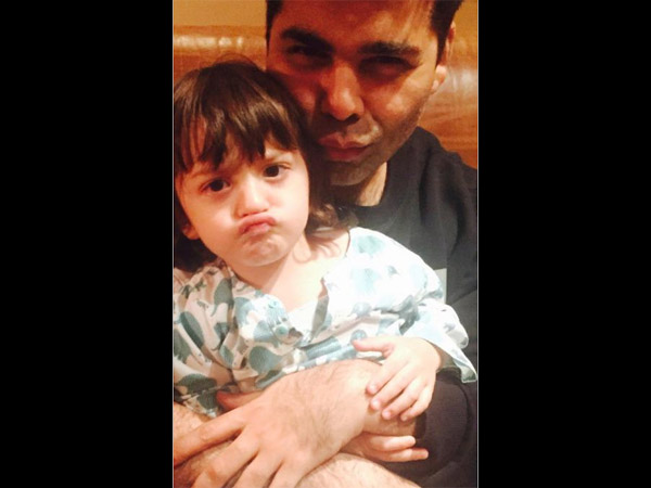 Karan Johar On SRK's Son AbRam: Everyone Was Behaving As If Brad Pitt Had Arrived