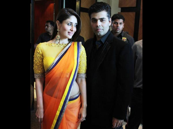 SHOCKING! Karan Johar Writes About His UGLY FIGHT With Kareena Kapoor & How They Patched Up!