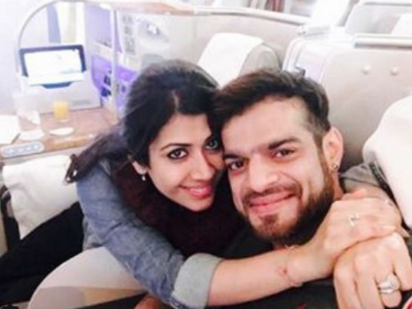 Do You Know When Karan Patel & Ankita Bhargava Saw Each Other For The First Time?