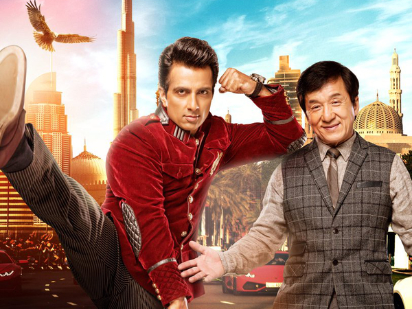 Kung Fu Yoga Is Based On India-China Historical Reference Says Director