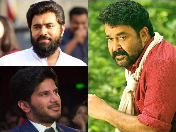 RECAP! Mohanlal, Nivin Pauly & Others Who Set The Box Office On Fire In 2016!