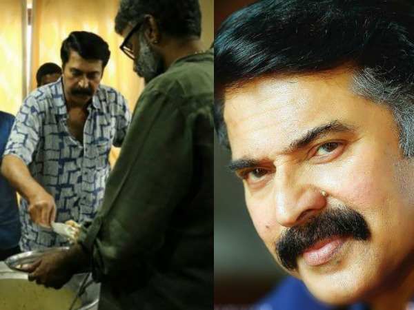 Mammootty's 'Biriyani Treat' Turns 100!