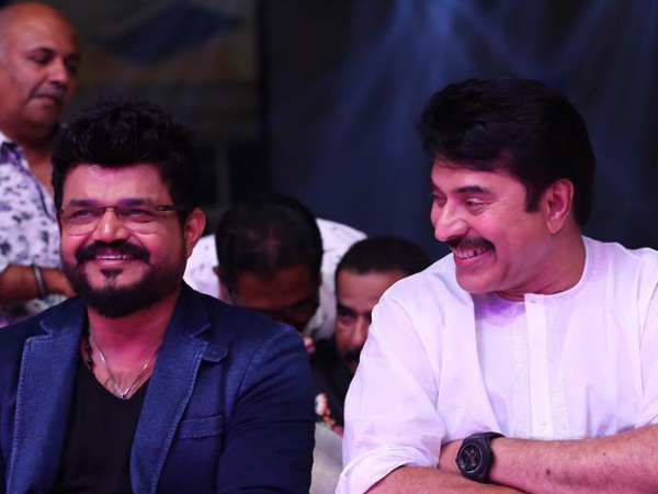Mammootty Turns Dwarf For Nadhirshah Movie!