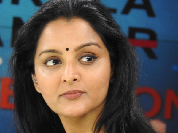 FINALLY! Manju Warrier Reacts To Remarriage Rumours