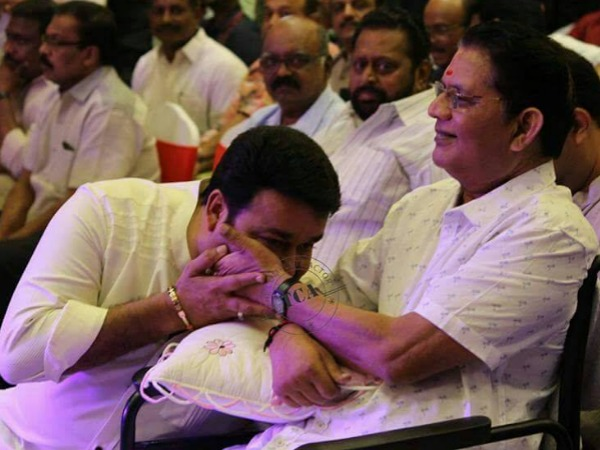 Mohanlal & Jagathy Sreekumar Back Together!