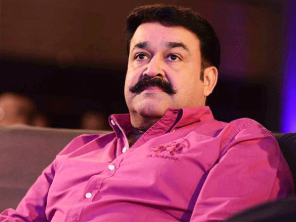WOW! Mohanlal Approached For Bollywood's First Space Film?