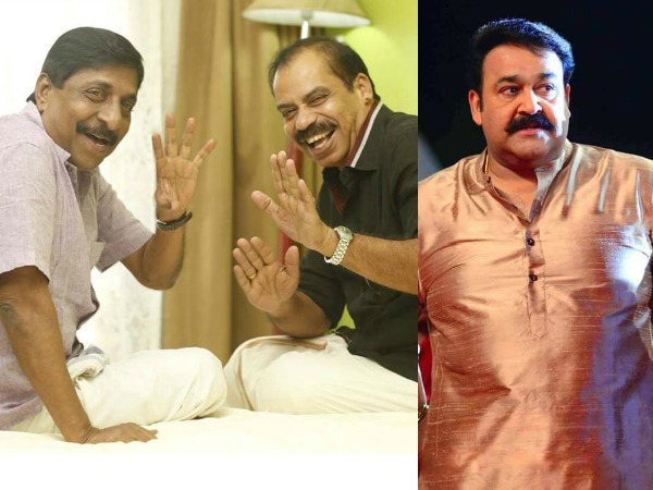 IT'S OFFICIAL! Mohanlal-Sreenivasan-Sathyan Anthikad Trio Is Back