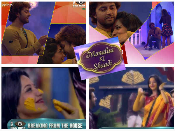 #MonaKiShaadi: Monalisa Weds Vikrant Singh In The Bigg Boss 10 House; Will Mona Leave The House?