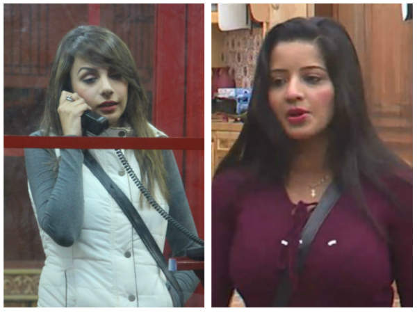 Bigg Boss 10 Shocking Eviction: BREAKING! Nitibha Kaul & Monalisa To Get Eliminated!