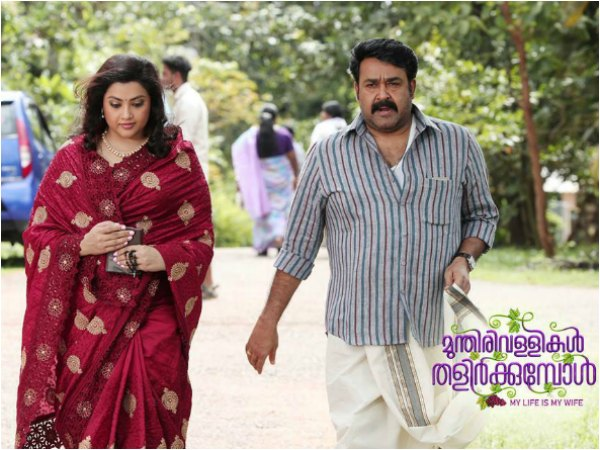 Mohanlal-Meena Combo: Best 5 Movies Of The Munthirivallikal Thalirkkumbol Pair!
