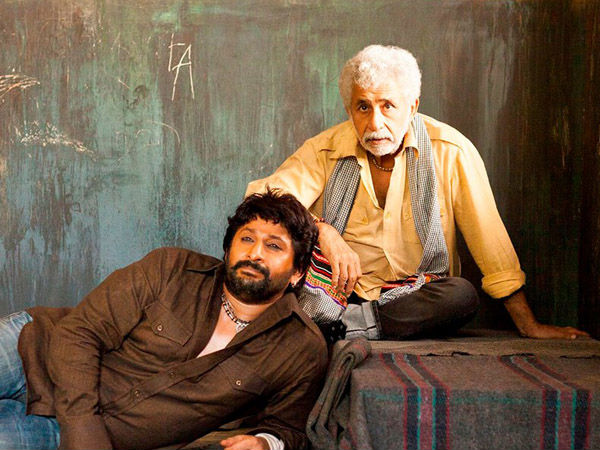 Naseeruddin Shah & Arshad Warsi All Set To Star In 'Koi Jaane Na'!