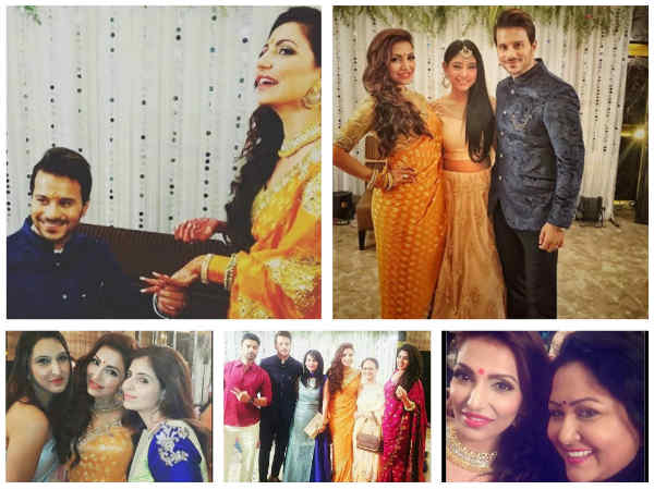 Ishqbaaz Actress Tia Aka Navina Bole Gets Engaged (PICTURES)