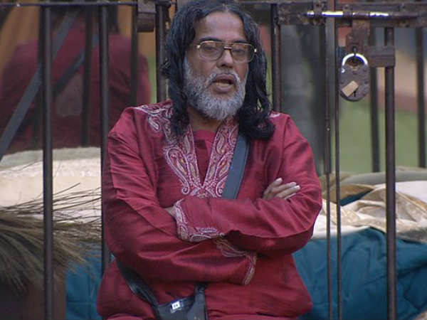 Swami Om out of Bigg Boss