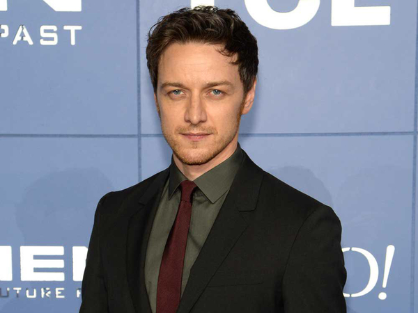 Preparing For Multiple Personality Role In Split Wasn't Easy Says James McAvoy