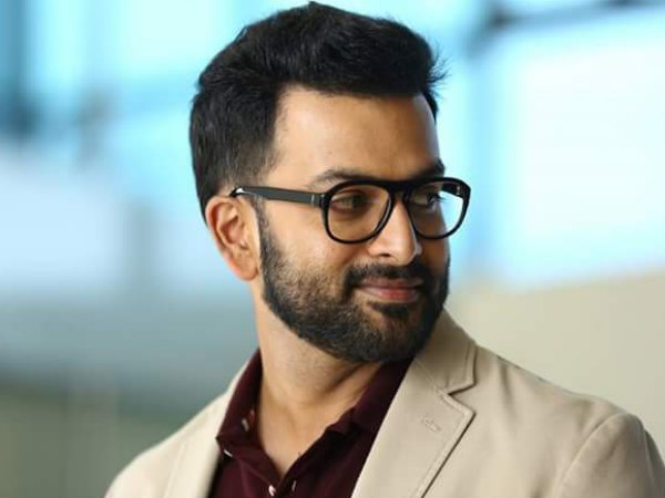 Prithviraj In 2017: Promising Movies To Look Forward To!