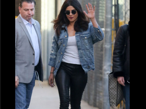 Uh Oh! Priyanka Chopra On Her Accident: Was Saving My Co-star, Hit My Head On The Car & The Road