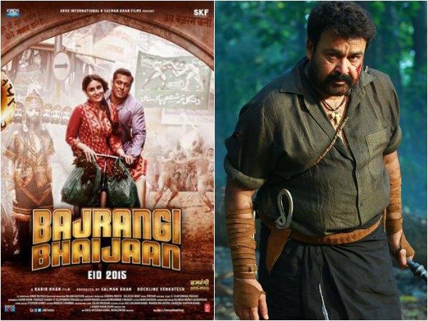 Mohanlal's Pulimurugan Overtakes Salman Khan's Bajrangi Bhaijaan!