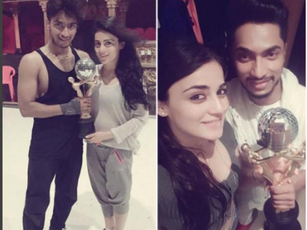 Radhika Madan Congratulates Jhalak Winner Teriya Magar's Choreographer Rishikaysh Jogdaand