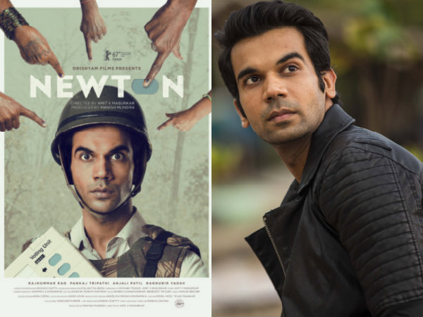 Rajkummar Rao Heads To The Berlin Film Festival For 'Newton'!