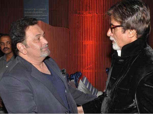 SHOCKING RELEVATIONS! Rishi Kapoor Says Amitabh Bachchan Never Gave Credit To His Co-Stars