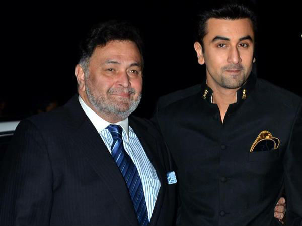 Rishi Kapoor: I Cannot Be A Friend To Ranbir, He Must Accept Me The Way I Am!