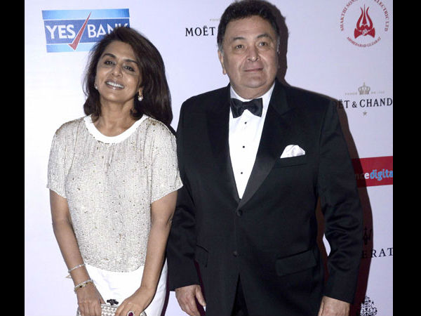 Rishi Kapoor On Wife Neetu Kapoor: She Has Lost Weight, People Tell Me That I Don't Feed Her!