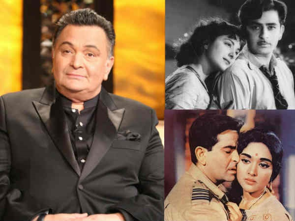 SHOCKING! Rishi Kapoor Opens Up About His Father Raj Kapoor's Affairs With Nargis & Vyjayanthimala!