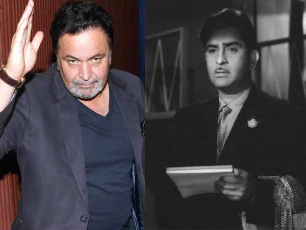 Rishi Kapoor Makes It LOUD & CLEAR; Says They Would Never Let A Film Be Made On Raj Kapoor!